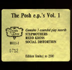 Box Set: The Posh EP's Vol 1