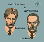 Gleaming Spires: Songs Of The Spires LP