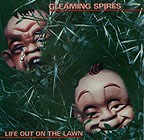 Gleaming Spires: Life Out On The Lawn LP