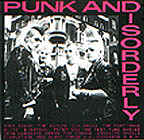 Punk And Disorderly LP