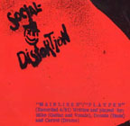 Social Distortion: Mainliner b/w Playpen 7""