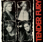 Tender Fury: Self-Titled CD