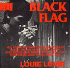 "Black Flag: Louie Louie 7"" single"